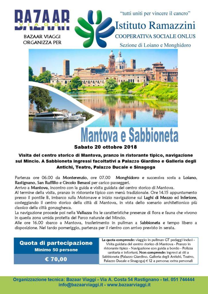 Locandina Mantova