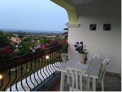 Villa Angelica terrazza