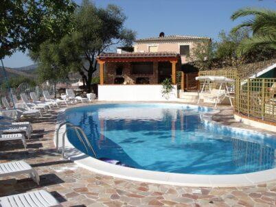 Villa Angelica piscina