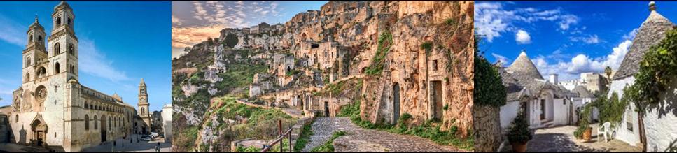 Altamura, Matera e Alberobello Bazaar Viaggi