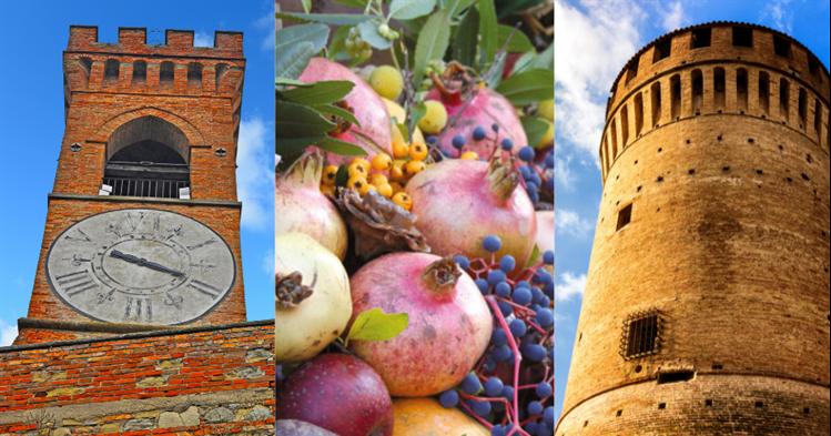 Brisighella frutti dimenticati viaggi accompagnati emilia romagna