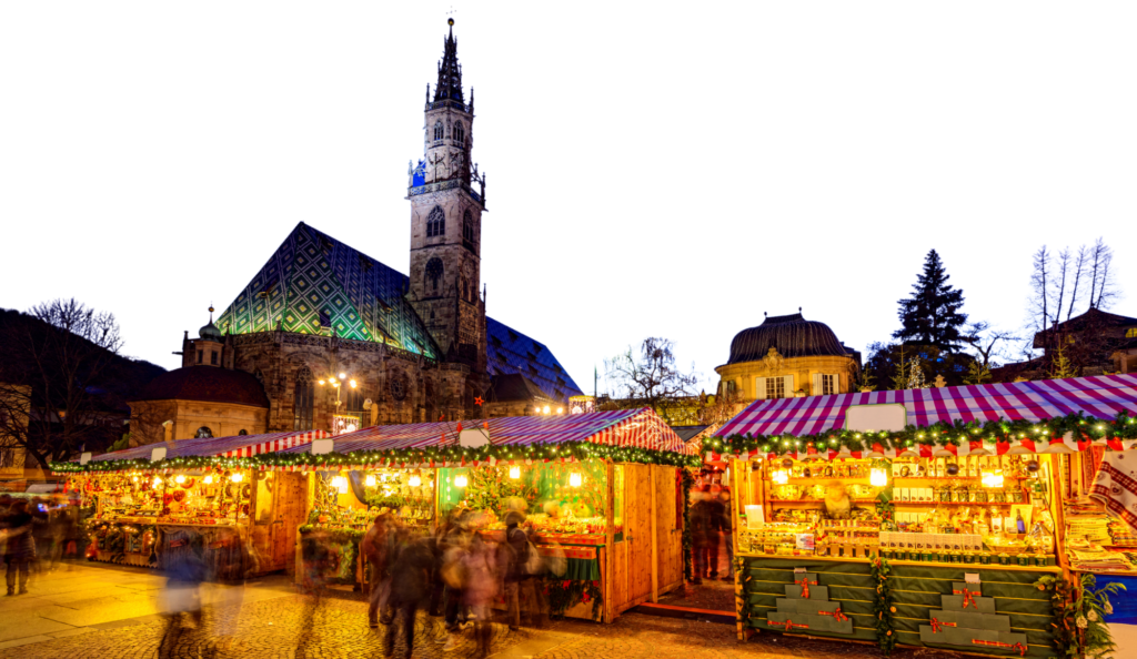 Mercatini di Natale di Bolzano Bazaar Viaggi